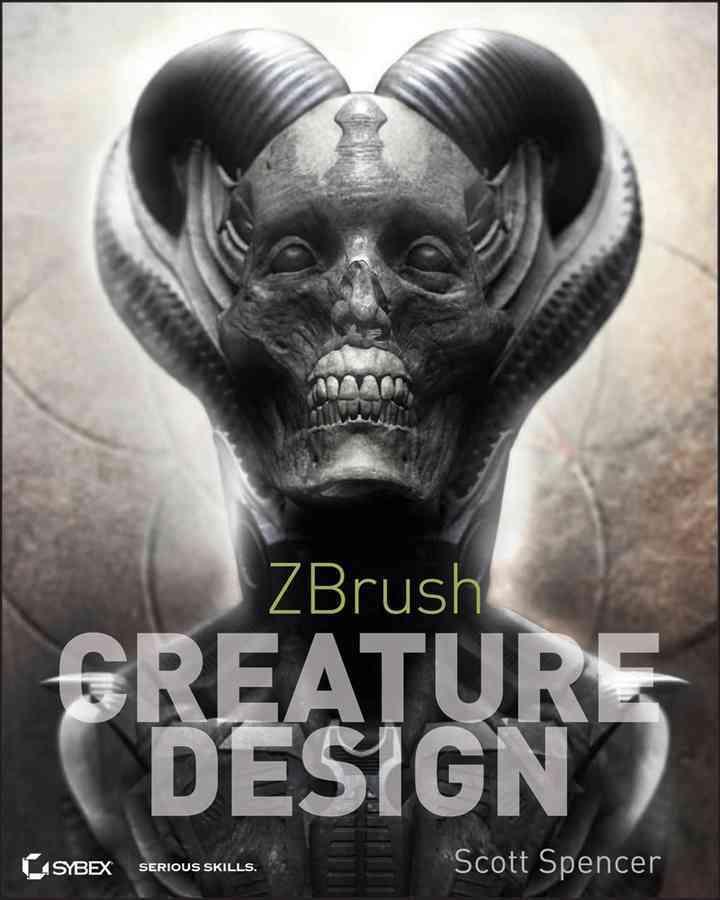 Zbrush Creature Design By Spencer, Scott
